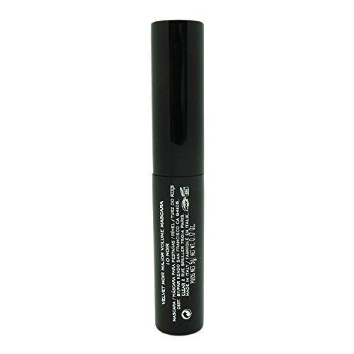 7b6b30013c5 Marc Jacobs Beauty Velvet Noir Major Volume Mascara Deluxe Travel Size Mini  Trial .17 Ounce