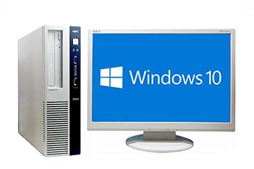 【送料無料(一部地域を除く)】 中古 NEC デスクトップパソコン Core Mate ML-J 液晶セット Mate Windows10 i3-4150搭載 64bit搭載 Core i3-4150搭載 メモリー4GB搭載 HDD500GB搭載 DVDマルチ搭載 B07GYRHTDY, 中仙町:897b4d46 --- arbimovel.dominiotemporario.com