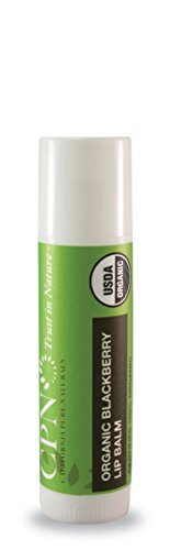 California Pure Naturals Organic Blackberry Lip Balm