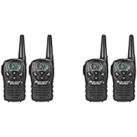 Midland LXT118 FRS GMRS Two-Way Radio 22 Channel Walkie Talkie 4-PACK