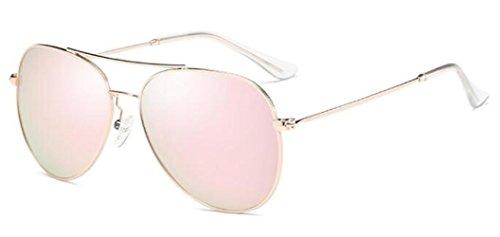 MSNHMU Gafas De De Viaje De De Conducción Sol Pesca Rosa Sol De Gafas Polarizadas Hombre BzrqR7B