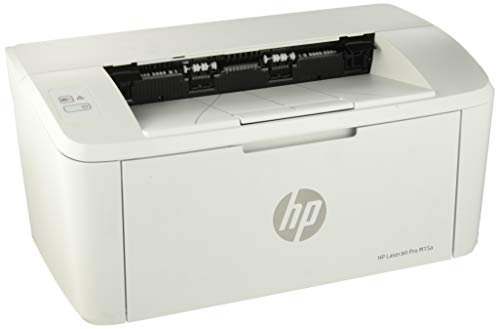 HP LaserJet Pro M15a – Impresora láser (USB 2.0, 18 ppm, memoria de 8 MB)