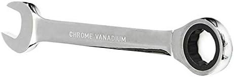 Homyl ラチェットレンチ メトリック 24 / 27mm ユニバーサル 全2選ぶ - 銀, 24mm