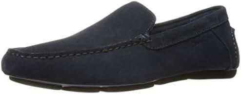 Calvin Klein Men's Miguel Suede Slip-on Loafer