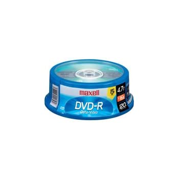 Amazon.com: Maxell 638014 Dvd-R 4.7 Gb Spindle: Home Audio & Theater