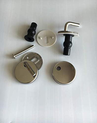 Ochoos Toilet seat Toilet Cover Screw Connector Toilet seat Accessories - (Color: G) by Ochoos (Image #3)
