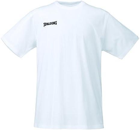 Spalding Basic Shirt - Camiseta para Hombre
