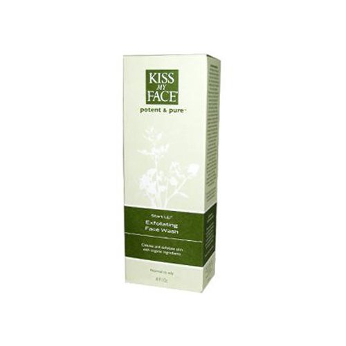 Kiss My Face Exfoliating Face Wash - 8