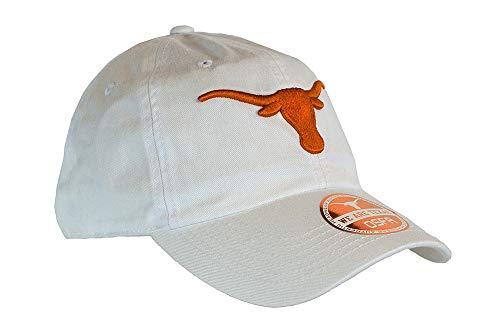 Texas Longhorn Hats (Elite Fan Shop Texas Longhorns Hat White -)