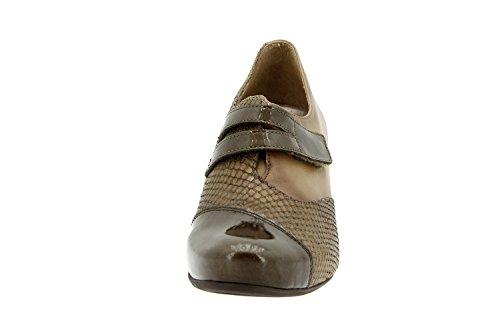 Tienda online Calzado Mujer Confort de Piel Piesanto 5406 Velcro Zapato Casual Cómodo Ancho Barato desde Español Envío gratis al por mayor KK6fSI04Nu