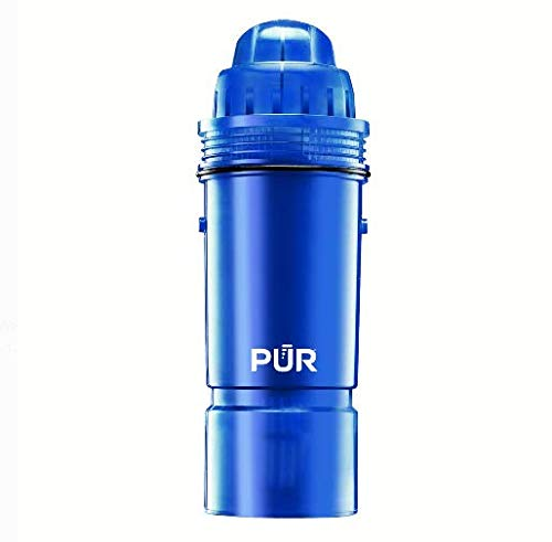 PUR CRF-950Z 2-Stage Water Pitcher Replacement Filter, 6 Filters (Two Packs each with 3 Filters) ()