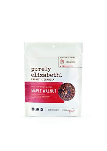 purely elizabeth Probiotic Gluten-Free Granola, Maple Walnut, 0.5 ()