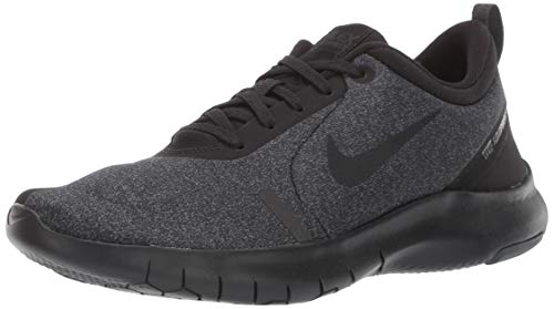Nike Men's Flex Experience Run 8 Shoe, Black-Anthracite-Dark Grey, 14 Regular - Wide Extra Shoes