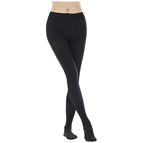 Stylekim Slimming Compression tights Opaque black Footed...