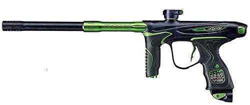 DYE M2 MOSair Paintball Marker - Black/Lime DyeCam