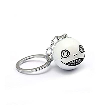 Value-Smart-Toys - Game NieR Automata Keychain Metal White ...