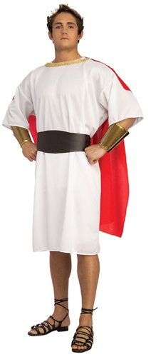 Marc Anthony Roman Costume (Rubie's Costume Co. Men's Centurion Costume, As Shown, Standard)