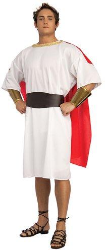 Make Roman Toga Costumes (Rubie's Costume Co. Men's Centurion Costume, As Shown, Standard)