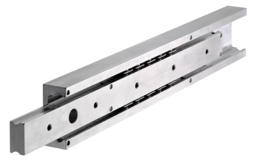 Slide rail DA 4120 (single rail) slide length 600mm aluminium by Maedler