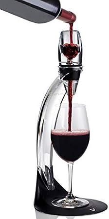 Realza los aromas de los vinos,Sistema de oxigenación patentado,Primer producto del mercado