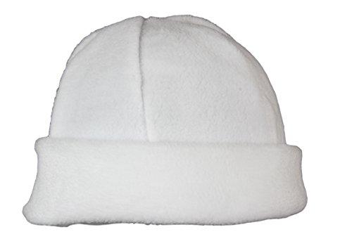 de Fleece muy forro hecho Gorro para de invierno Hat y Ski cálido mujeres White hombres polar Beanie E6wpX4q