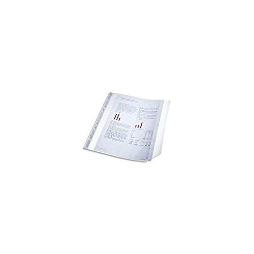 Esselte tasca con linguetta, colore: trasparente, confezione da 10, 17939 5902812179392