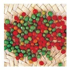 (David's Garden Seeds Pepper Chili Chiltepin SL9881 (Red) 50 Non-GMO, Heirloom Seeds)