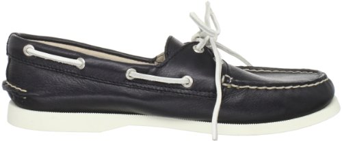 Sperry Top-sider Womens Original Original Berretto Da Barca A Due Occhi Nero