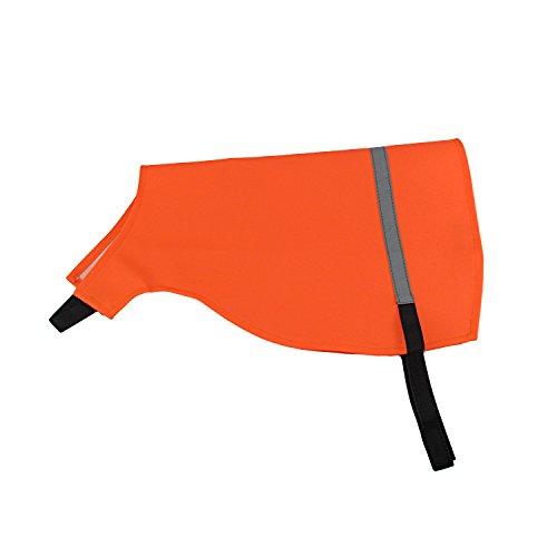 TOURBON Hunting Gun Dog Waistcoat Vest Chest Protector- Orange