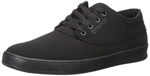 Emerica Men's Emery Skate Shoe Black/Black/Black free shipping brand new unisex cheap sale latest collections cheap sale explore sale how much g1kwFlmyvz