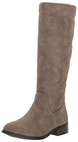 Pictures of Steve Madden Girls' JSTANDOUT Fashion Boot Taupe JSTA01S7 1