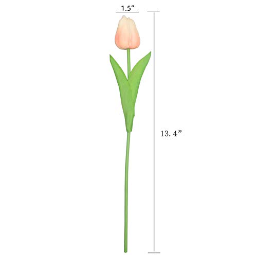 20Pcs-Artificial-Flowers-Real-Touch-Tulips-in-White-Wedding-Bouquets-Flowers-Fake-Tulips-PU-Plants-Flowers-Arrangement-Bouquet-Home-Room-DIY-Centerpiece-Party-Wedding-Decor