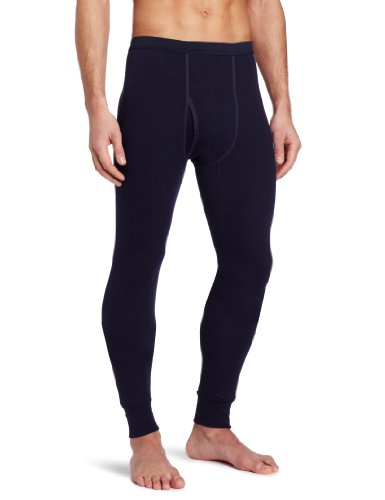 Rock Face Men's Tall 7 Oz Knit Bottom Fashion Colors, Navy, (Rock Thermal)