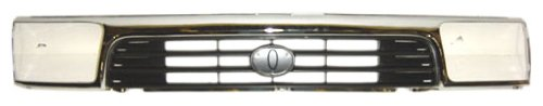 OE Replacement Toyota 4-Runner Grille Assembly