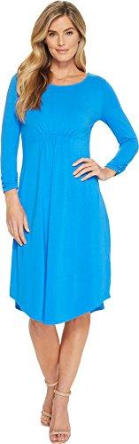 Mod-O-Doc Women's Cotton Modal Spandex Jersey Cinch Waist Dress Yacht ()