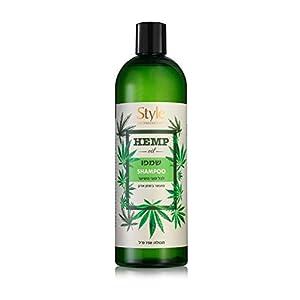 Style Aromatherapy Hemp oil Shampoo, Enrich with A...