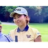 日本製 BEAMS GOLF/ビームスゴルフ 花柄半袖ポロシャツ(L) G×W 渋野日向子プロ契約