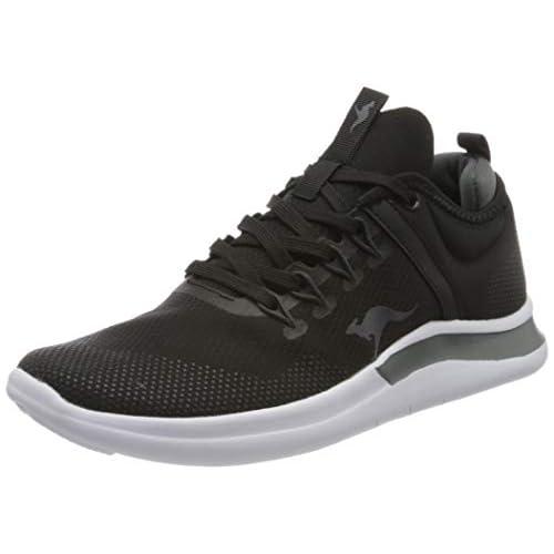 chollos oferta descuentos barato KangaROOS Kg nimble Zapatillas Mujer Negro Jet Black Steel Grey 5003 36 EU