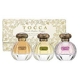 Inspired Channel Set - Tocca Beauty Eau de Parfum Viaggio #1 (Classic) - Stella, Florence, Cleopatra