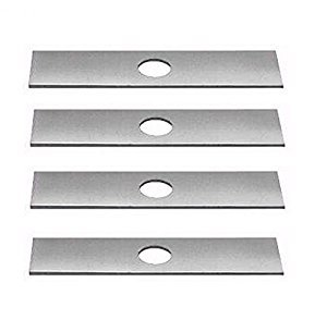 (Rotary 6477 Edger Blades, Pack of 4 - 7-11/16