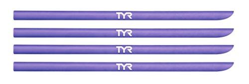 TYR Hand Paddle Strap Kit, Purple
