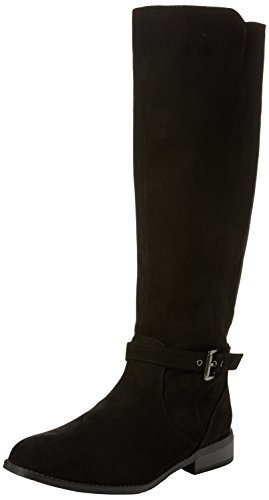 Head Heels Black Tillda Over Black Botas Mujer ZfZq6TrwB