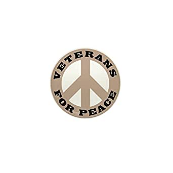 """CafePress - Veterans For Peace - 1"""" Round Mini Button"""
