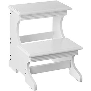 Pleasing Amazon Com Winsome Wood Ww Stool Antique Walnut Kitchen Creativecarmelina Interior Chair Design Creativecarmelinacom