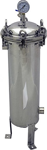 (Stainless Steel Filter Bag Housing Size#4 4