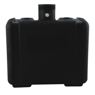 6 Gallon CARB/EPA Black Tank with 3.5