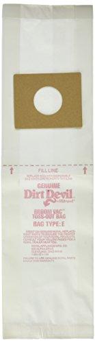 dirt devil broom vac bag - 7