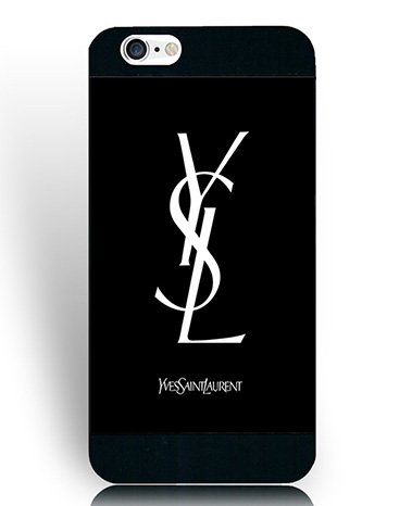 Price comparison product image Iphone 6 6S Case Yves Saint Laurent YSL Brand Logo - Iphone 6 6S Case Brand Logo for Boy Anti Slip Case Cover