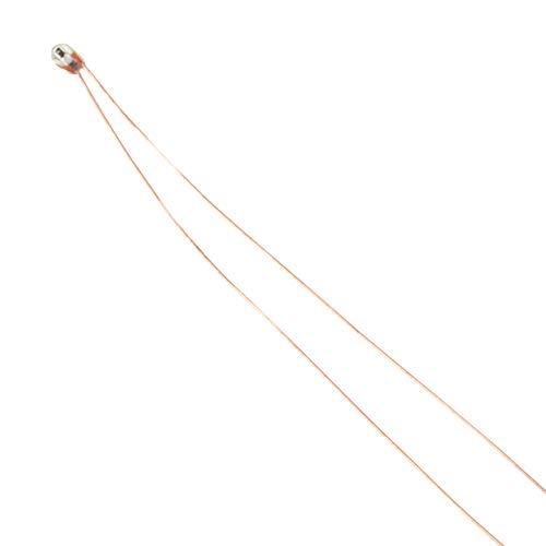 THERMISTOR NTC 10KOHM 3475K BEAD, (Pack of 15) (DG103350) by Ametherm (Image #1)