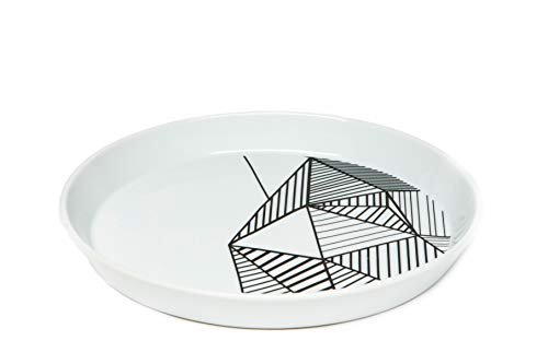 PyroPet Porcelain Candle Holder Plate